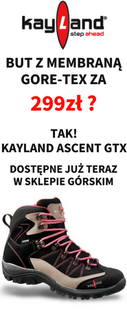 kayland ascent
