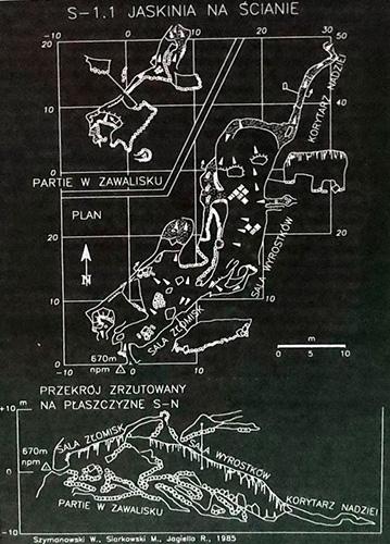 plan jaskini91