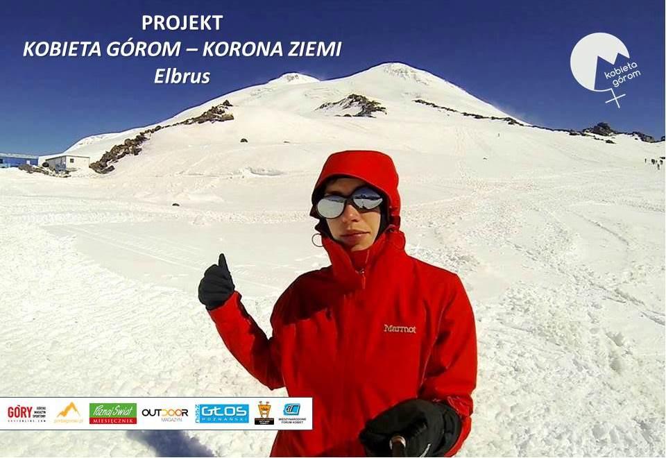 Elbrus pocztówka